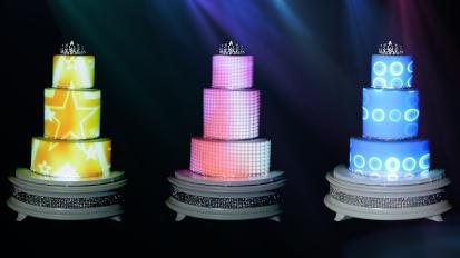 Wedding Cake 3D VídeoMapping